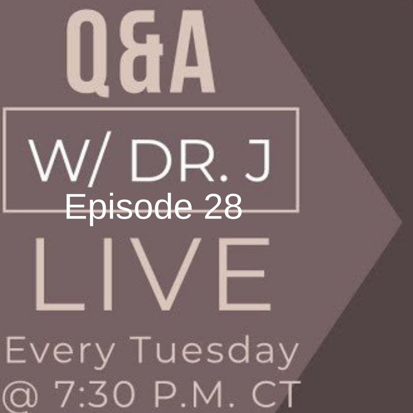 EP 28 Q&A w/ Dr J - All about Tummies with Dr Jeneby