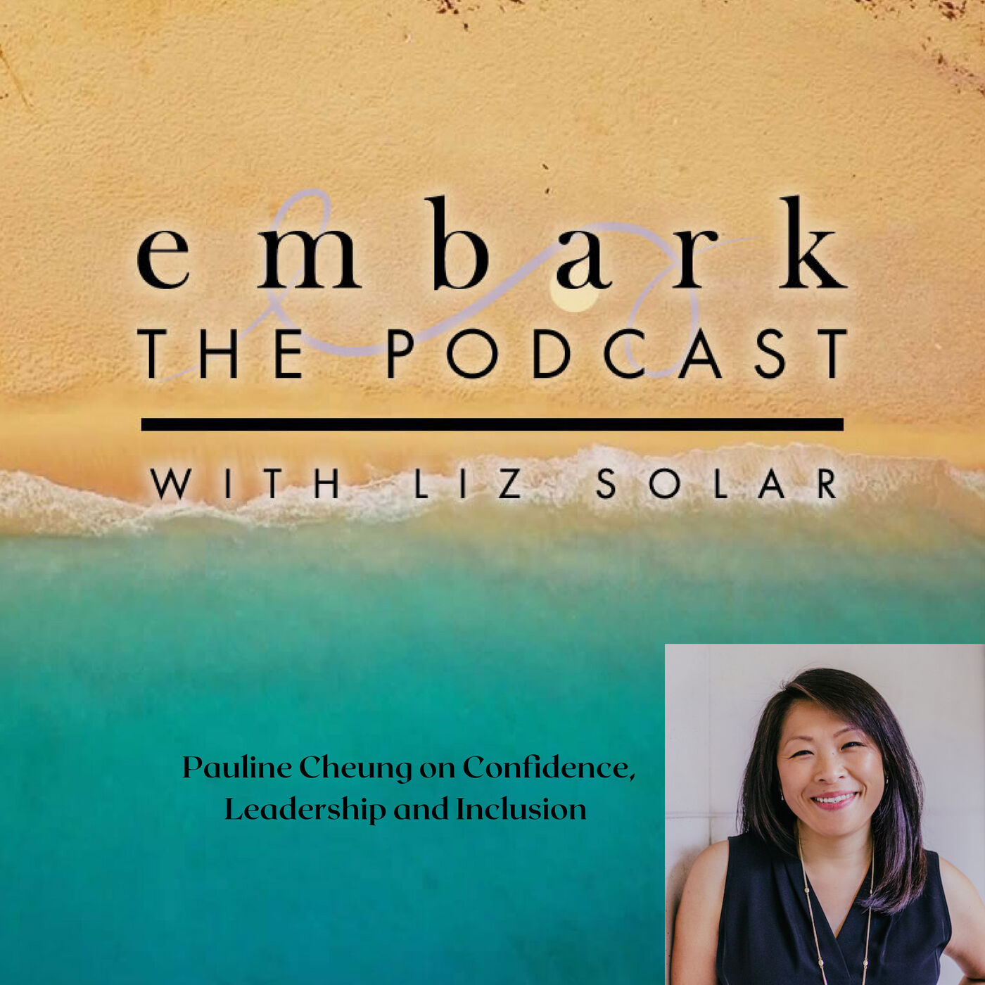 Pauline Cheung on Confidence, Leadership and Inclusion