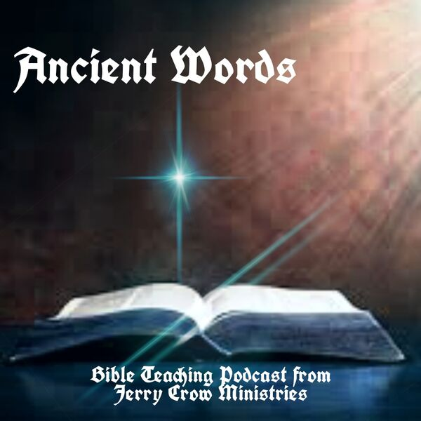 Ancient Words Podcast Artwork Image