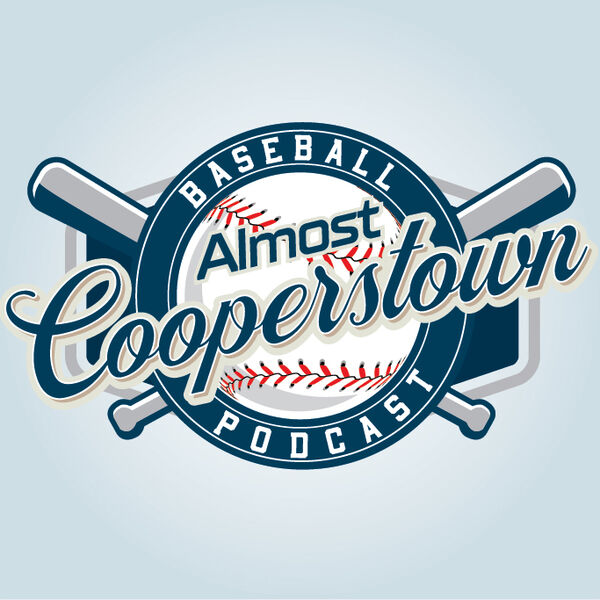 Almost Cooperstown Podcast Artwork Image