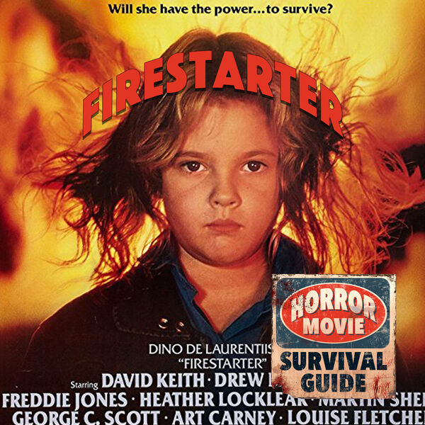 Horror Movie Survival Guide Podcast Artwork Image