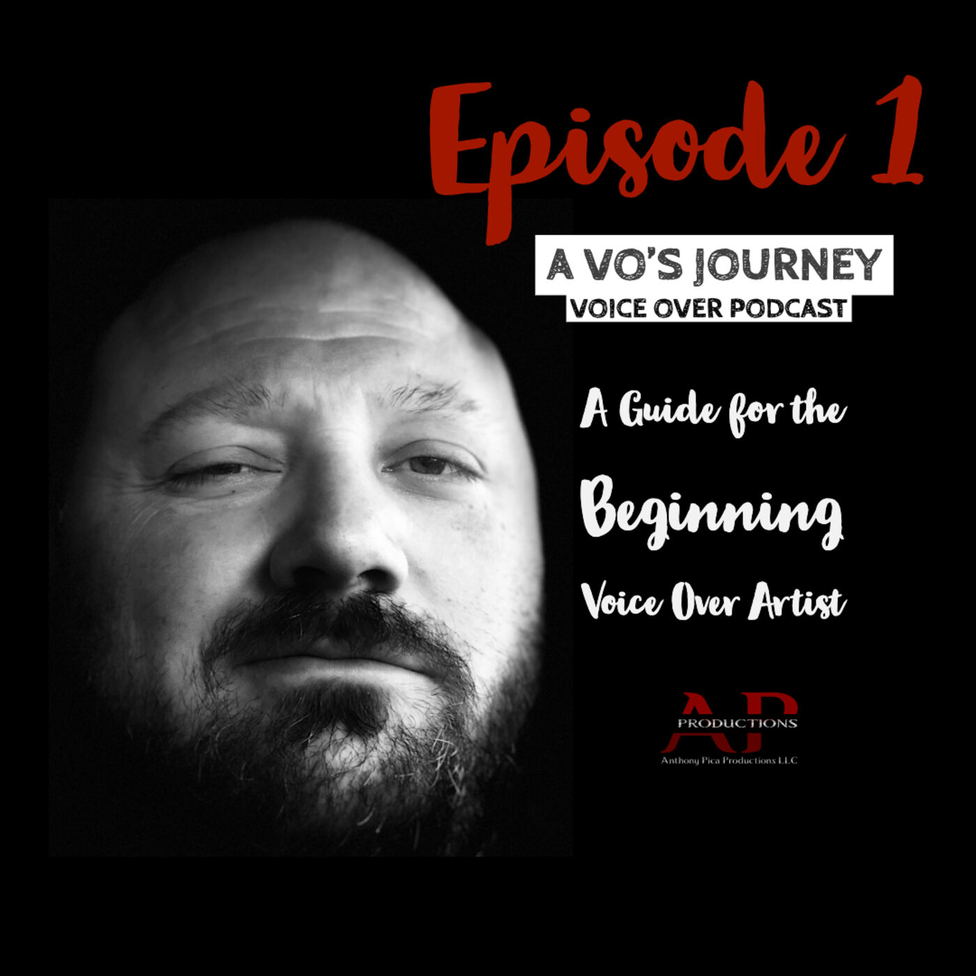 Ep. 1: A Guide for the Beginning Voice Over Artist