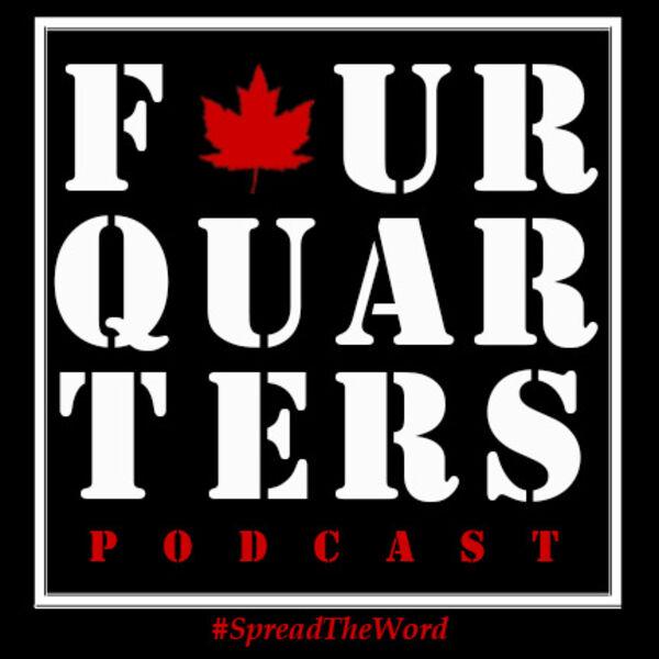 Four Quarters Podcast Podcast Artwork Image