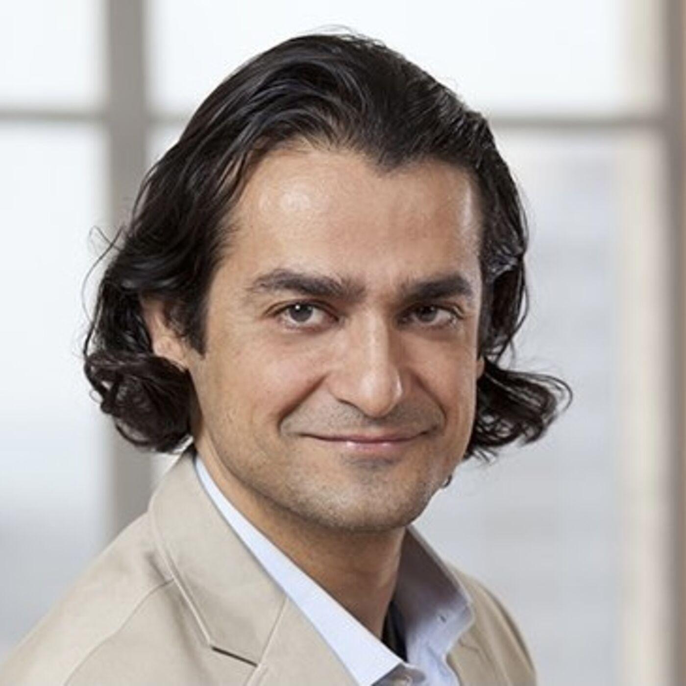 Professor John Tehranian