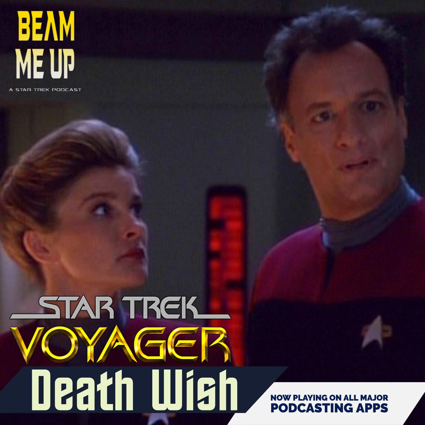 Star Trek: Voyager   Death Wish