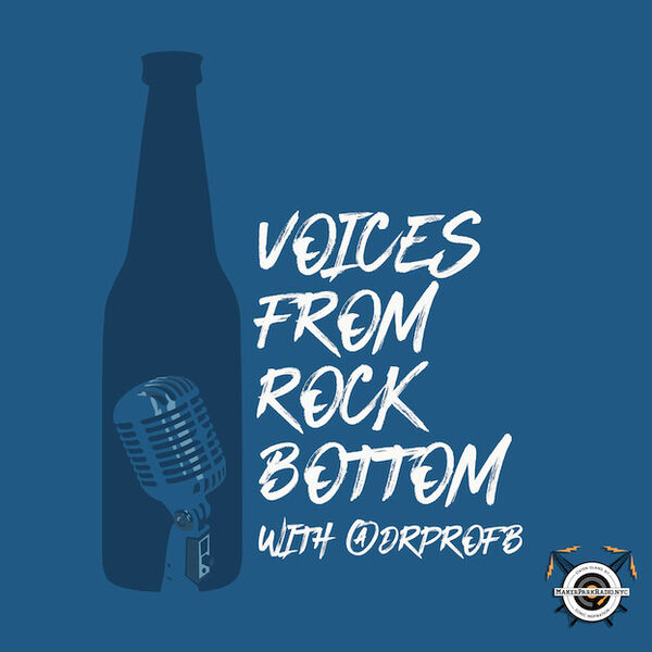 Voices From Rock Bottom Podcast Artwork Image