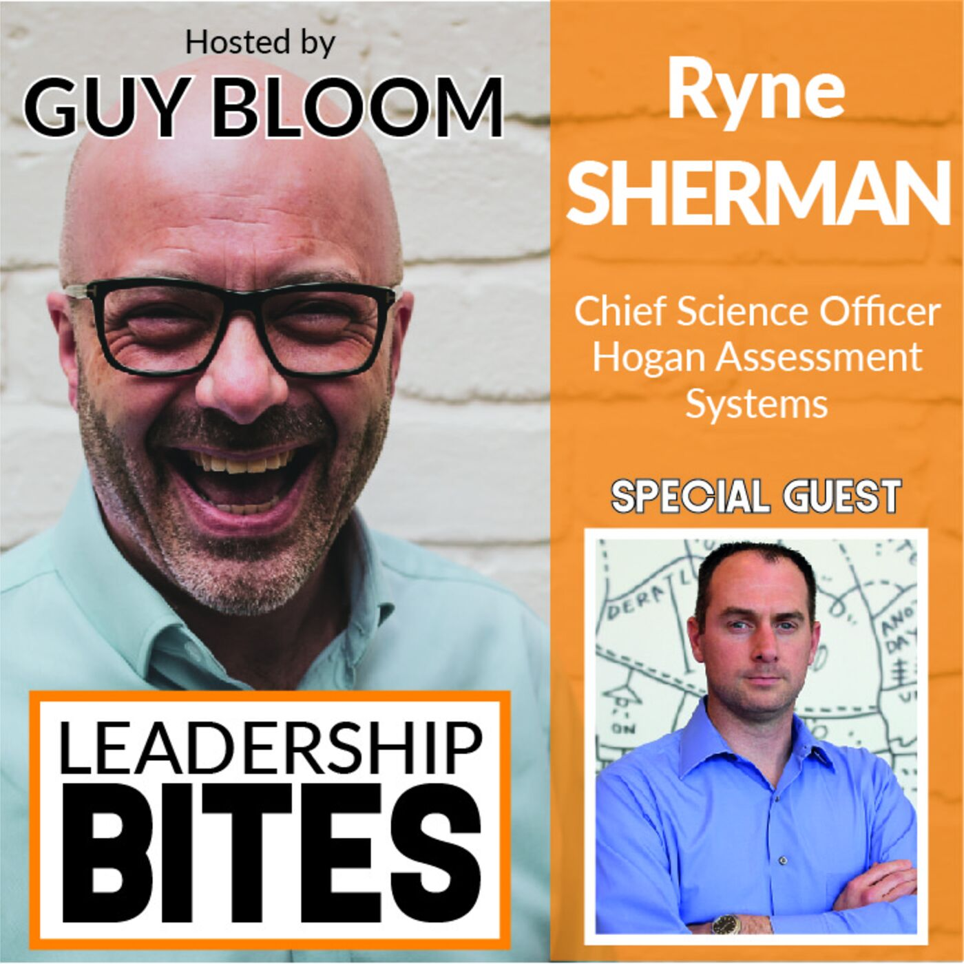 Ryne Sherman, Chief Science Officer, Hogan Assessment Systems