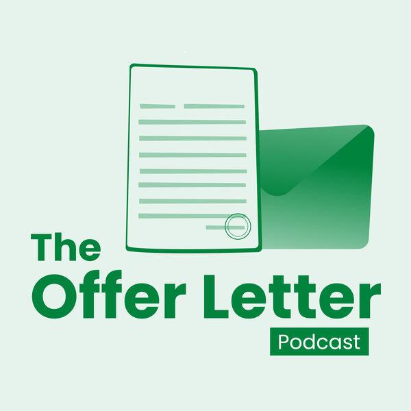 The Offer Letter Podcast Artwork Image