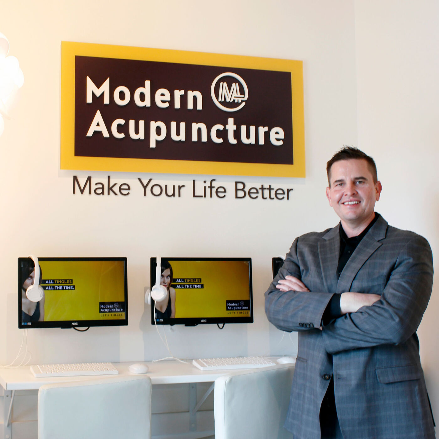 Modern Acupuncture as a Powerful Form of Self-Care - Matt Hale