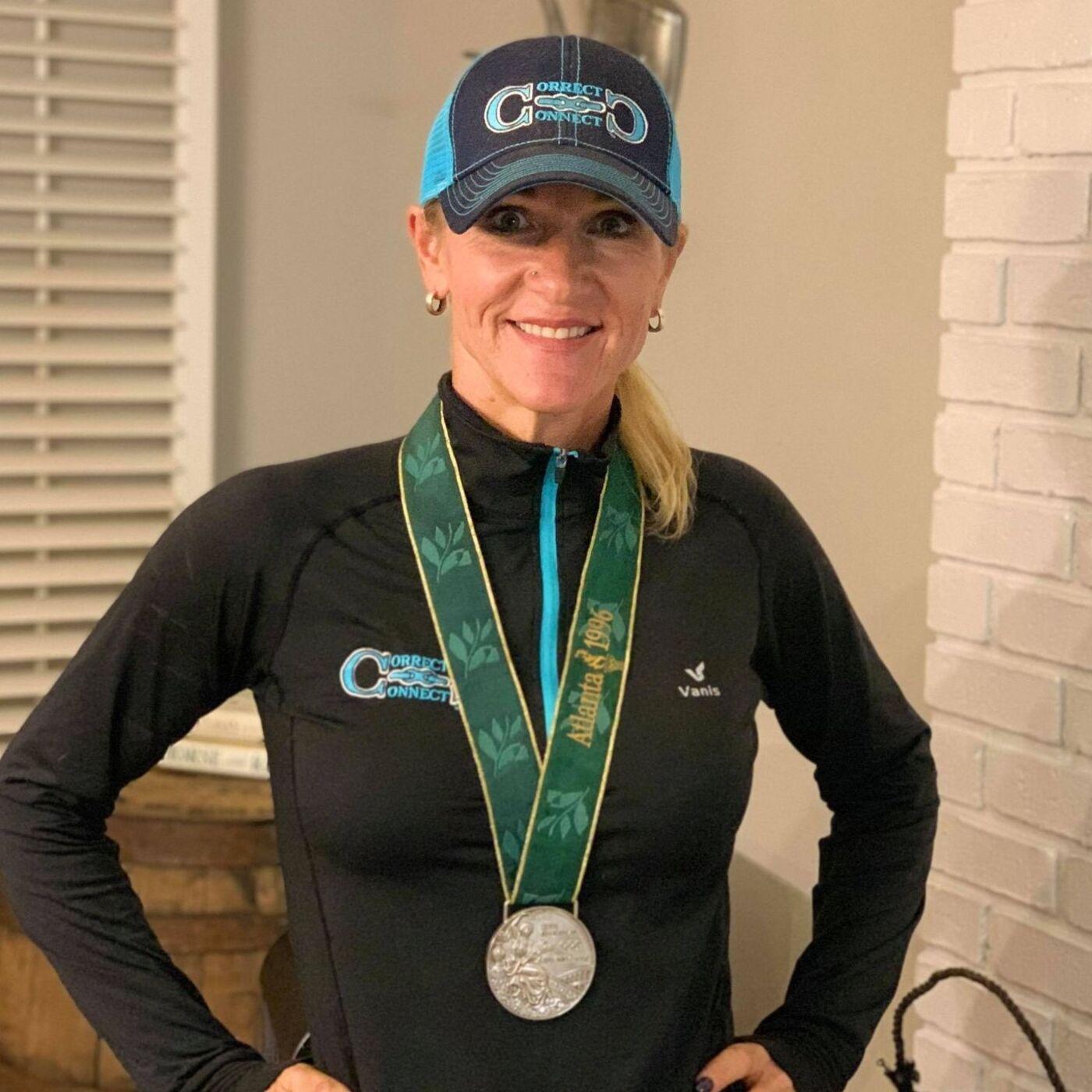 #127 Olympic Silver Medalist Jill Henneberg Interview