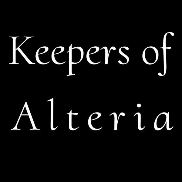 Keepers of Alteria Podcast Artwork Image