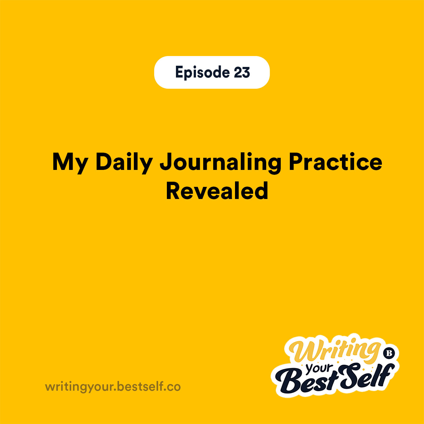 My Daily Journaling Practice Revealed