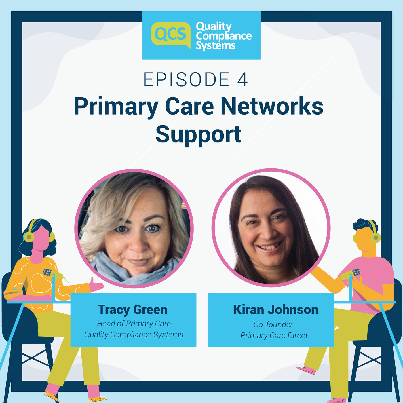 Primary Care Networks Support