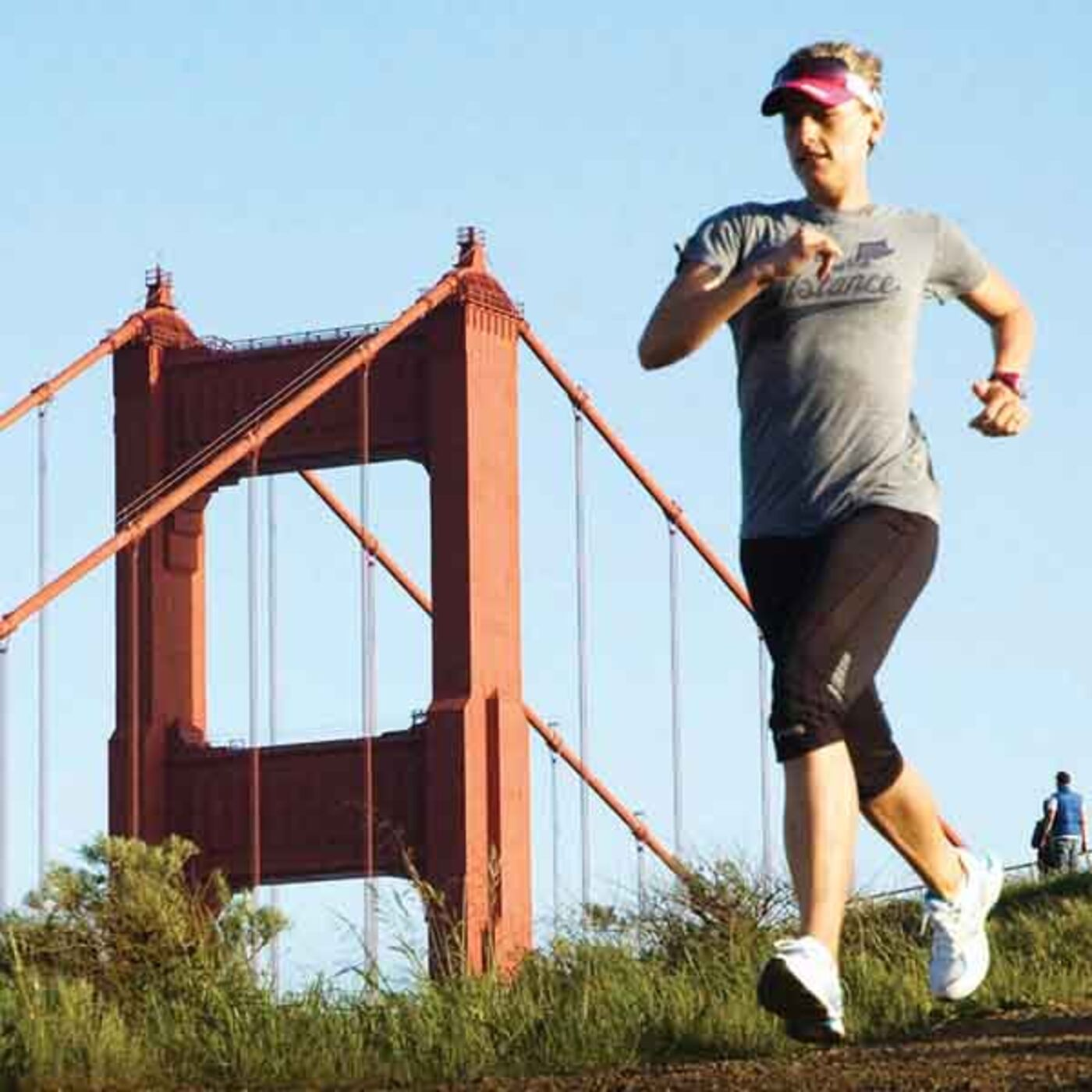Ep 252 - Running across the US for MS with Ashley Schneider