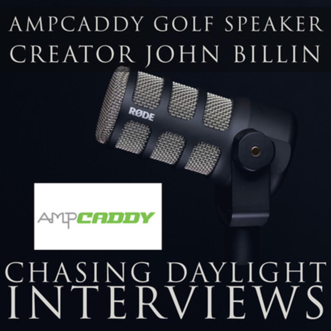 E13: John Billin from Ampcaddy