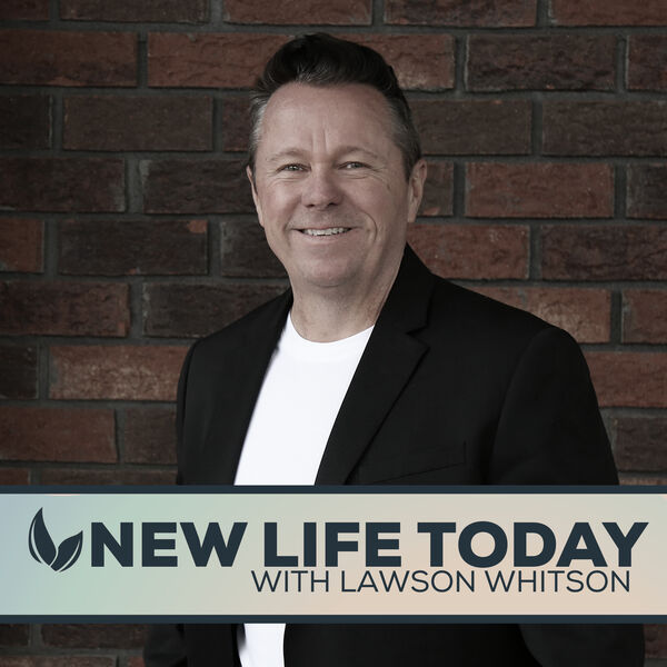 New Life Today Podcast Artwork Image