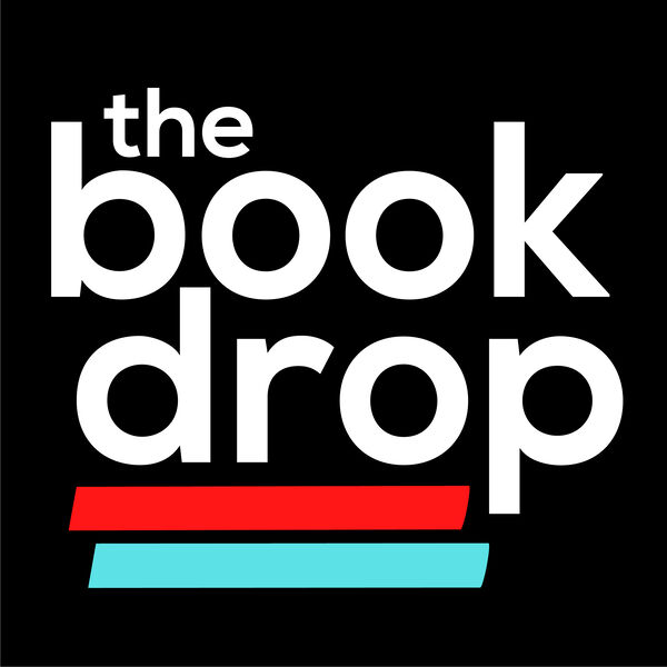 The Book Drop Podcast Artwork Image