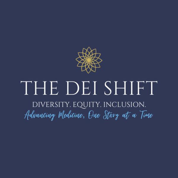The DEI Shift Podcast Artwork Image
