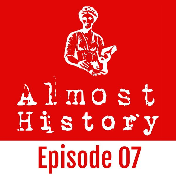 Almost History Podcast Artwork Image