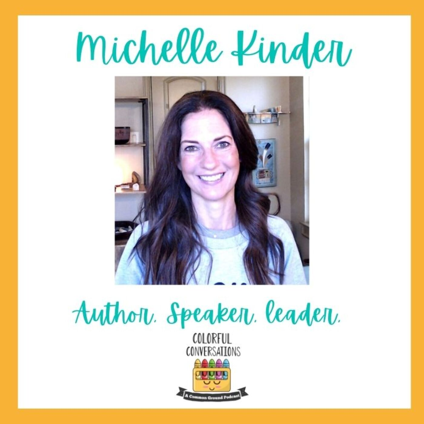 A Colorful Conversation with Michelle Kinder