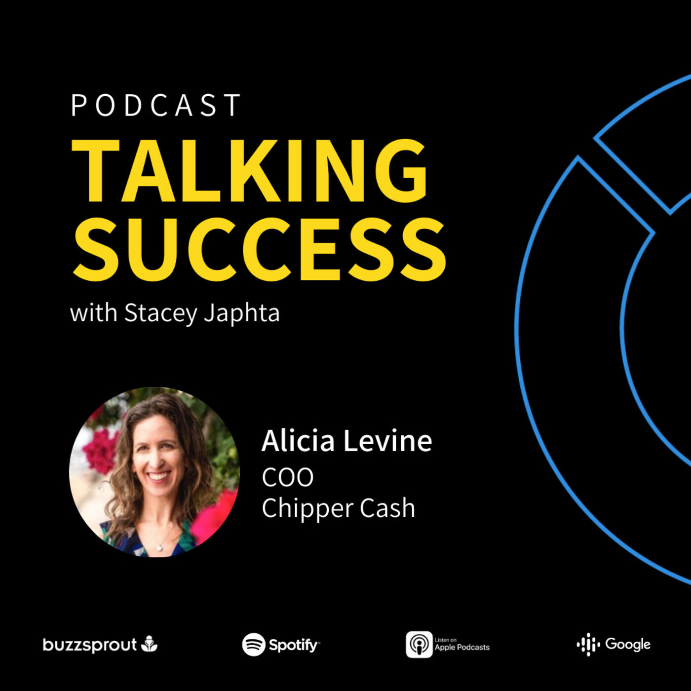 Alicia Levine, COO of Chipper Cash - All things FinTech, how to create your dream job, & our thoughts on OKRs as a goal-setting tool