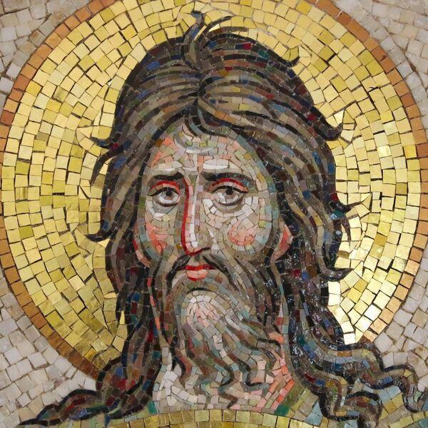 St. John the Baptist's Podcast Podcast Artwork Image