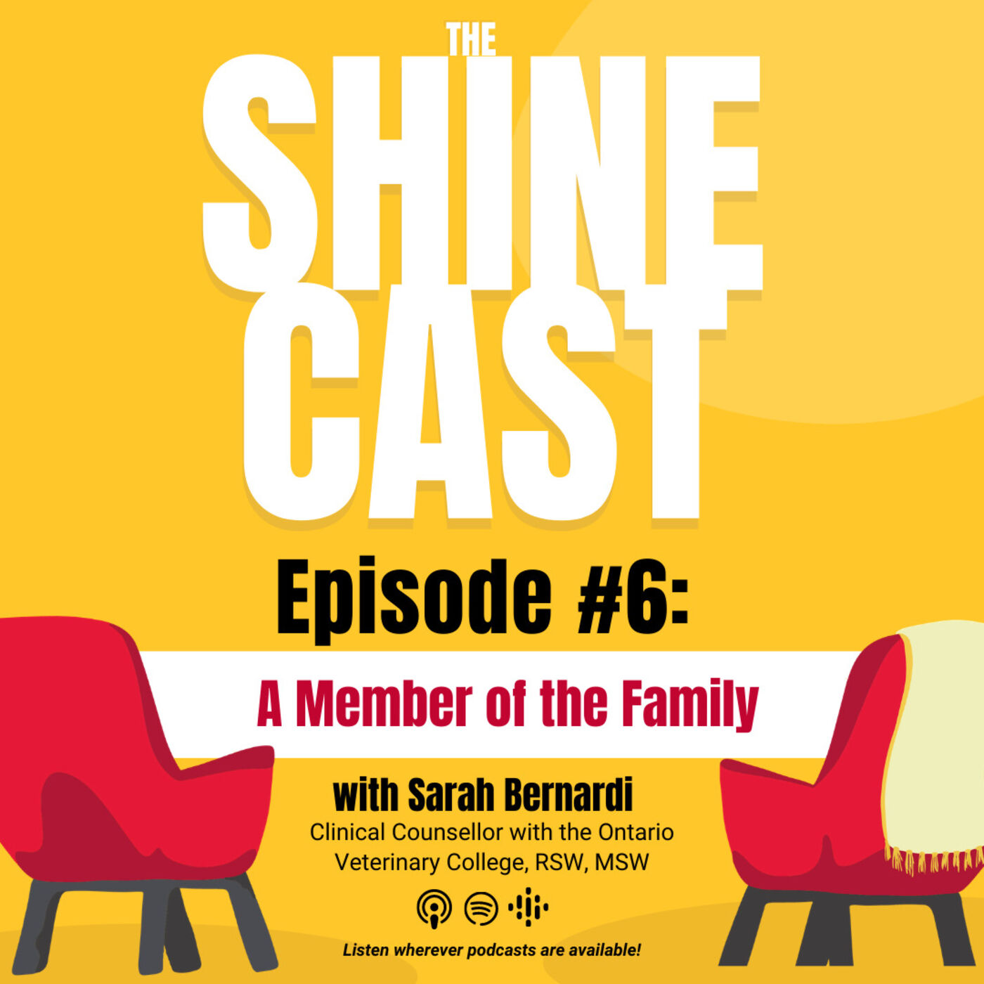 Episode 6: Sarah - A Member of the Family