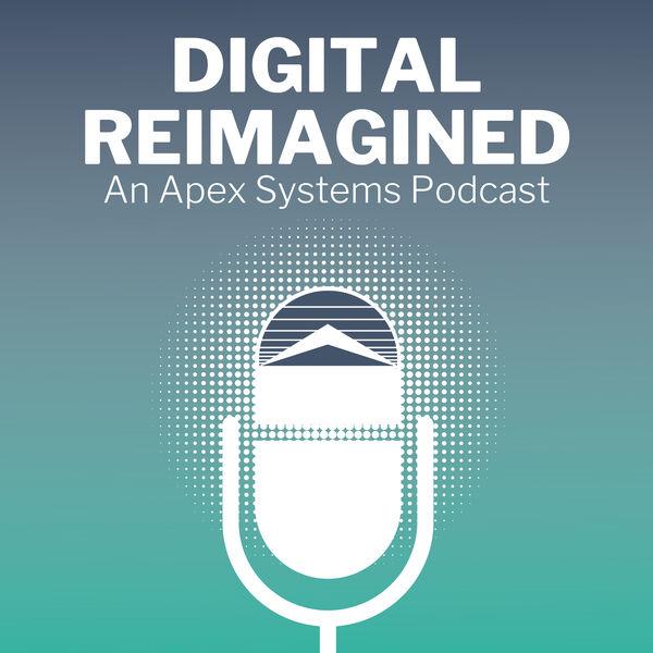 Digital Reimagined Podcast Artwork Image