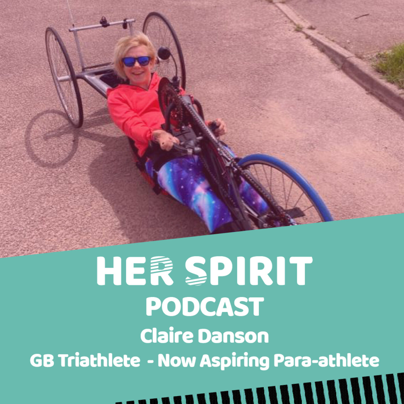 Claire Danson talks openly to Louise and Annie about her life over the last year. A cycling accident one year ago left her paralysed but her zest for life is still as strong. It's a story of going from European champion to life in a wheelchair.