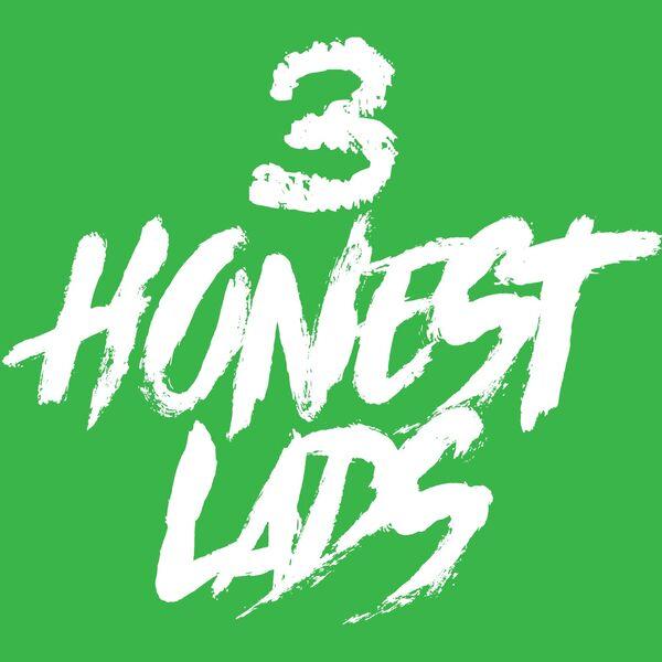 3 Honest Lads Podcast Artwork Image