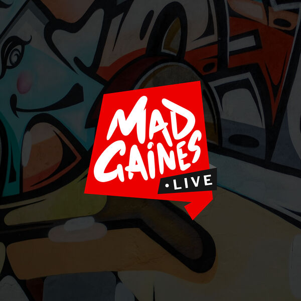 MadGaines Live!  By Cassandra Gaines Podcast Artwork Image