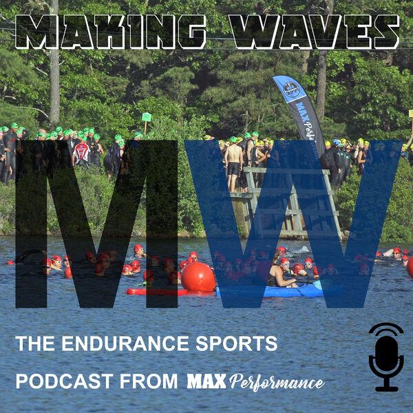 Making Waves Podcast Artwork Image