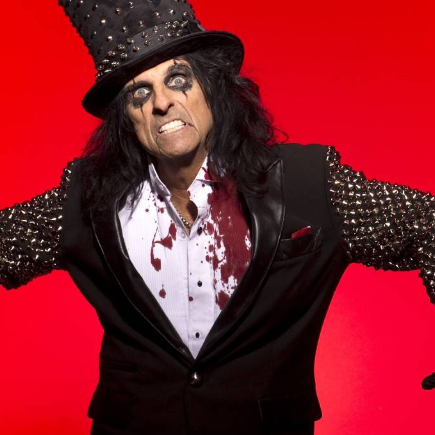 WE'RE NOT WORTHY!: Concluding a Suspect look at ALICE COOPER!
