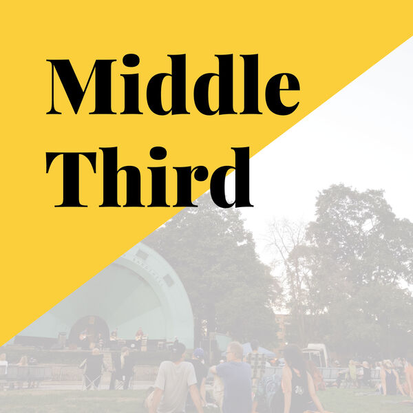 Middle Third Podcast Artwork Image