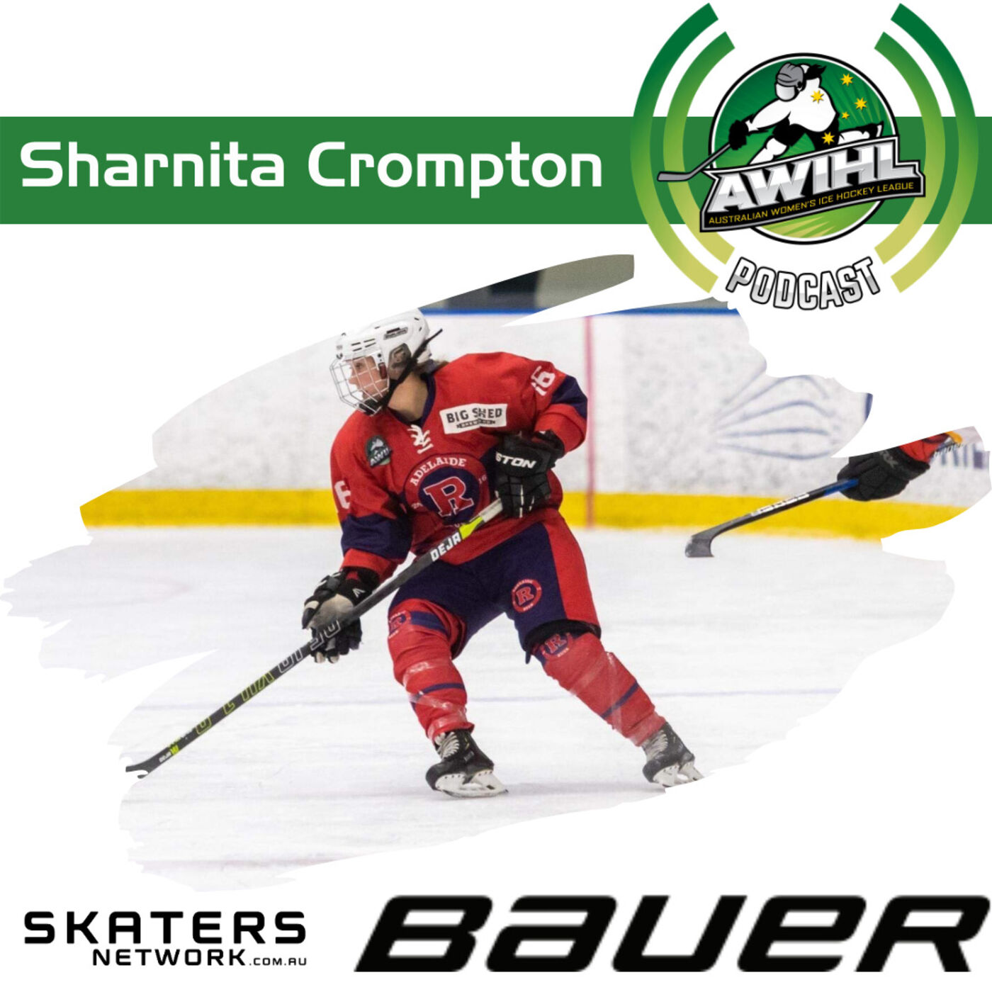Episode Six - Sharnita Crompton