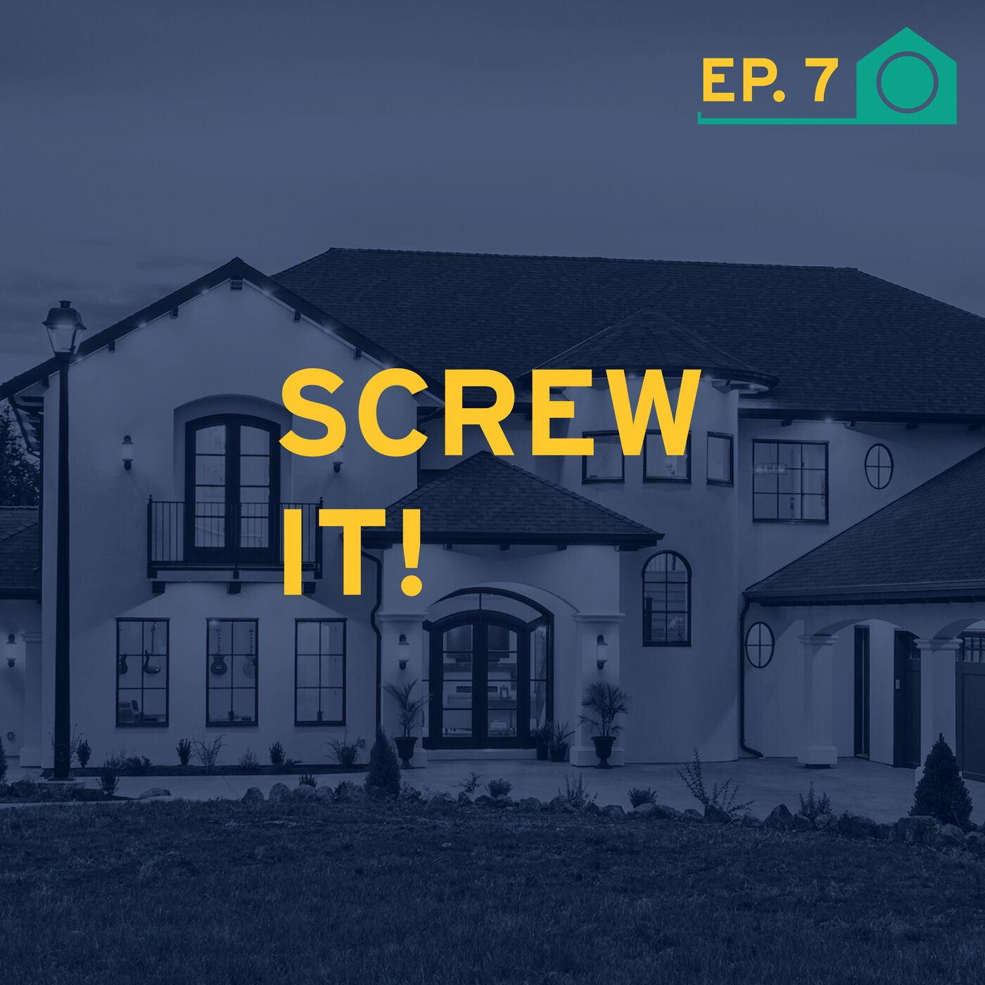 Screw It! The pre-construction planning stage