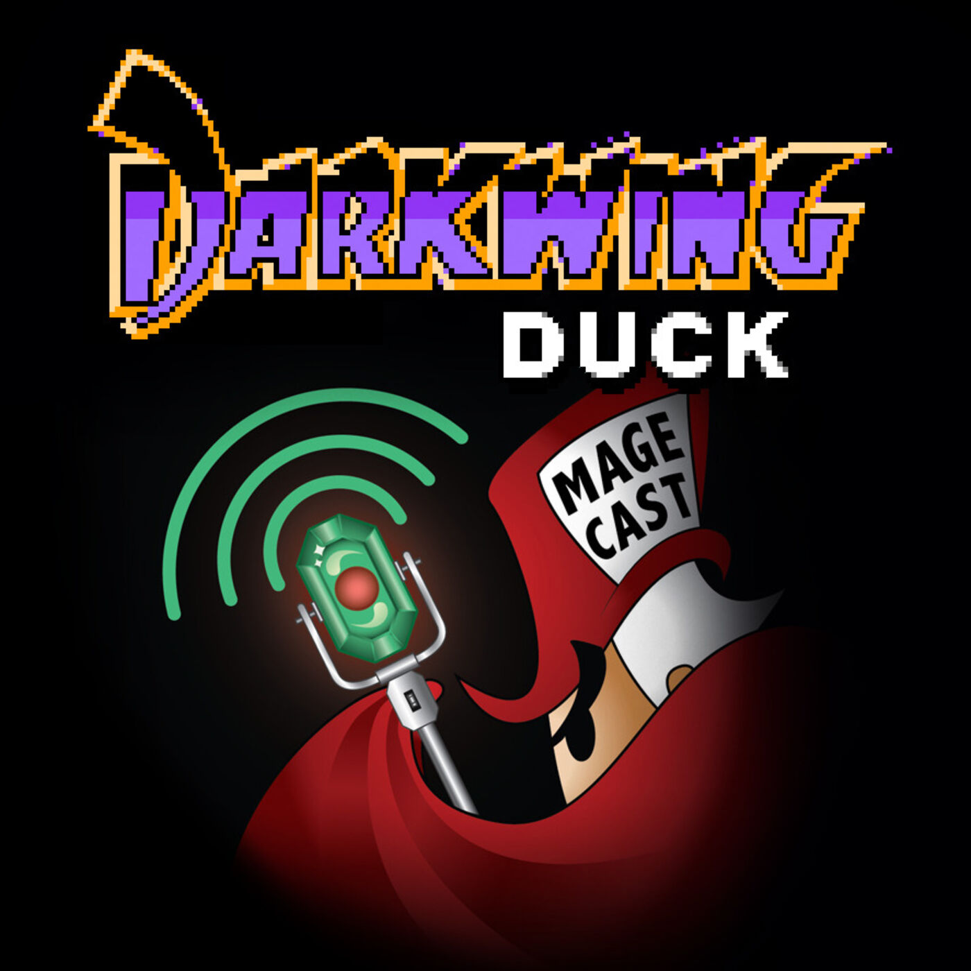 "#045 - ""The Duck Knight Returns"" (Darkwing Duck)"