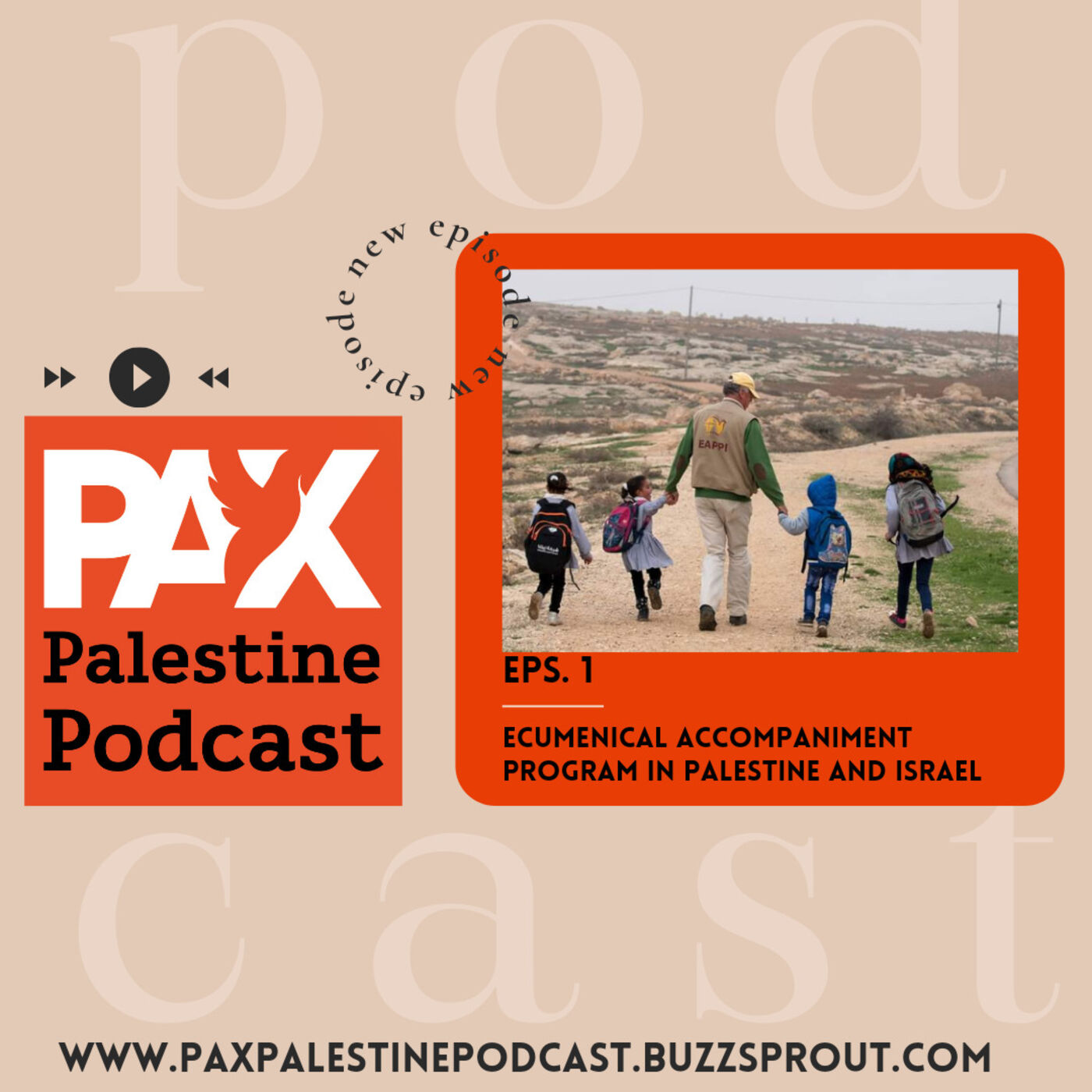 PAX for Peace and the Ecumenical Accompaniment Program in Israel and Palestine