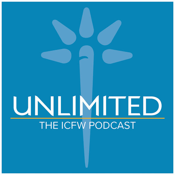 Unlimted: The ICFW Podcast Podcast Artwork Image