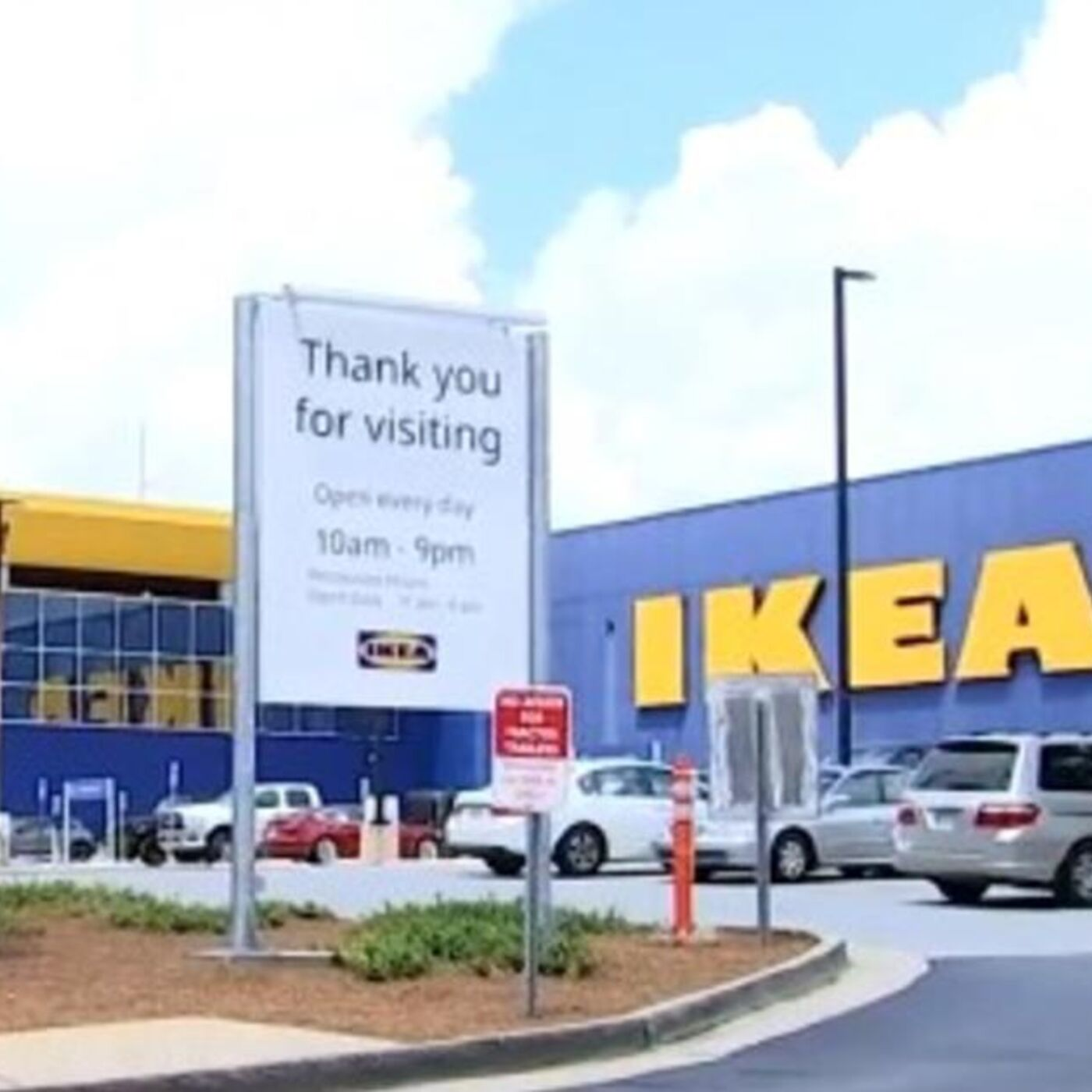 Ikea  picked all the stereotypical food for Juneteenth menu