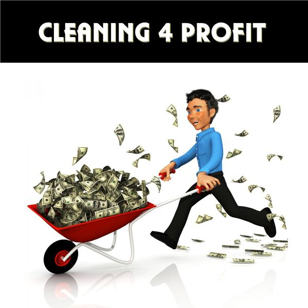 cleaning 4 profit podcast artwork image