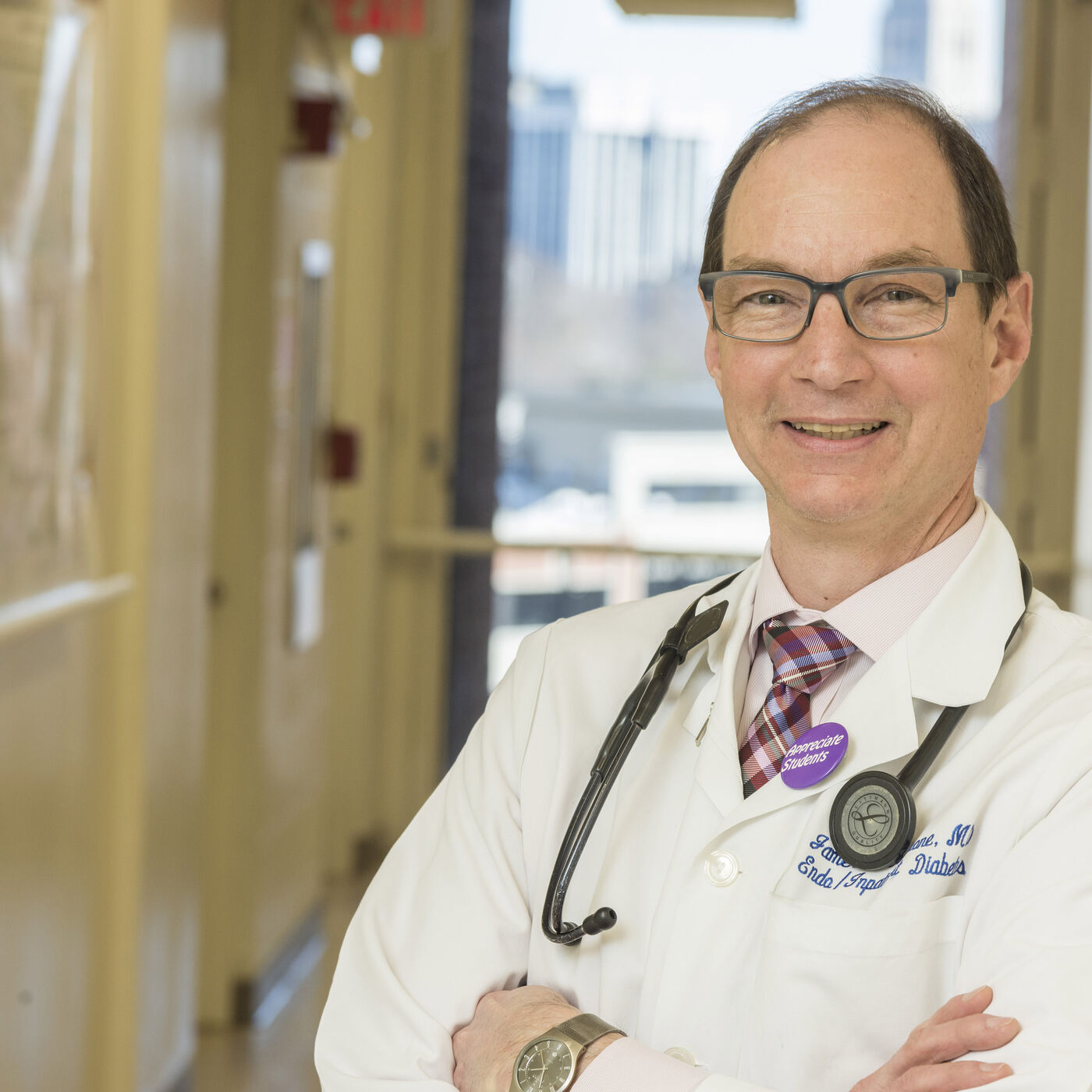 Endocrinology and Quality Improvement with James Desemone, MD, FACP, CPE
