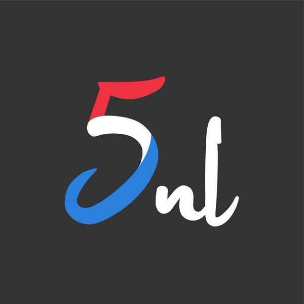 5-minuten Nederlands Podcast Artwork Image