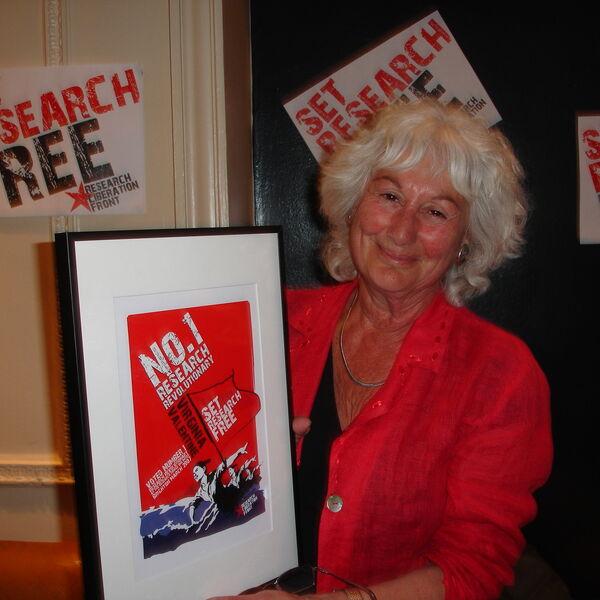 Ginny Valentine Badge of Courage Awards Podcast Artwork Image