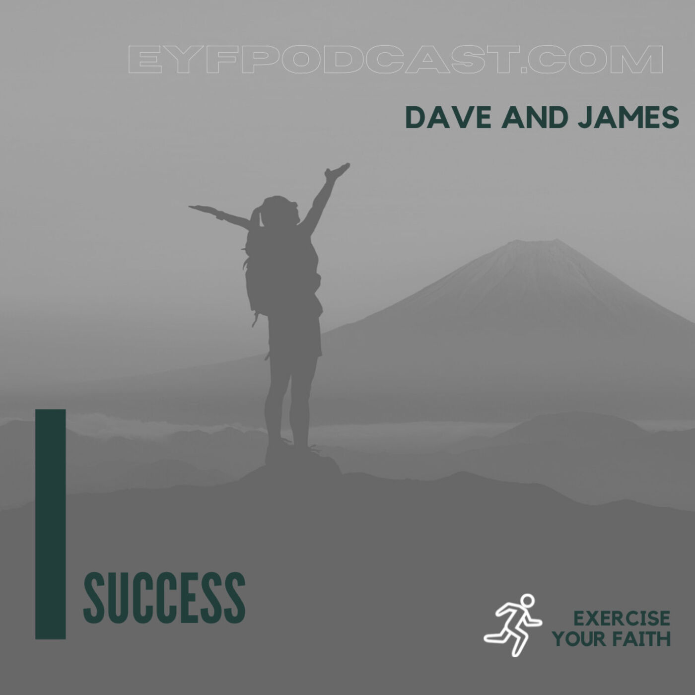EYFPodcast- Exercise Your Faith by learning the Secret to Successful Christian Living