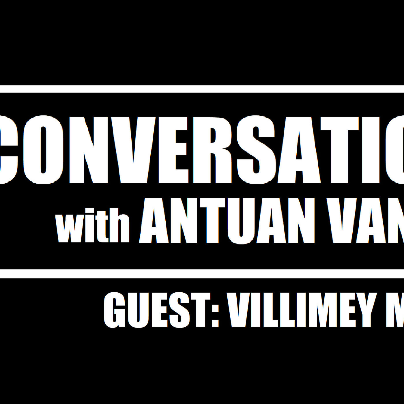 VILLIMEY MIST: Author of THE NOCTURNAL SERIES | S1E5 | A Conversation with Antuan Vance Podcast