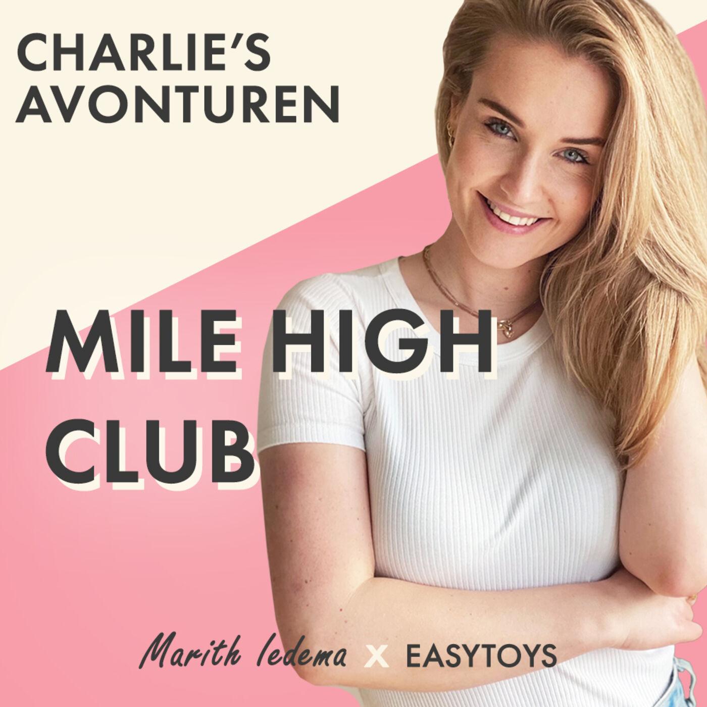 Mile High Club (Erotisch Verhaal)