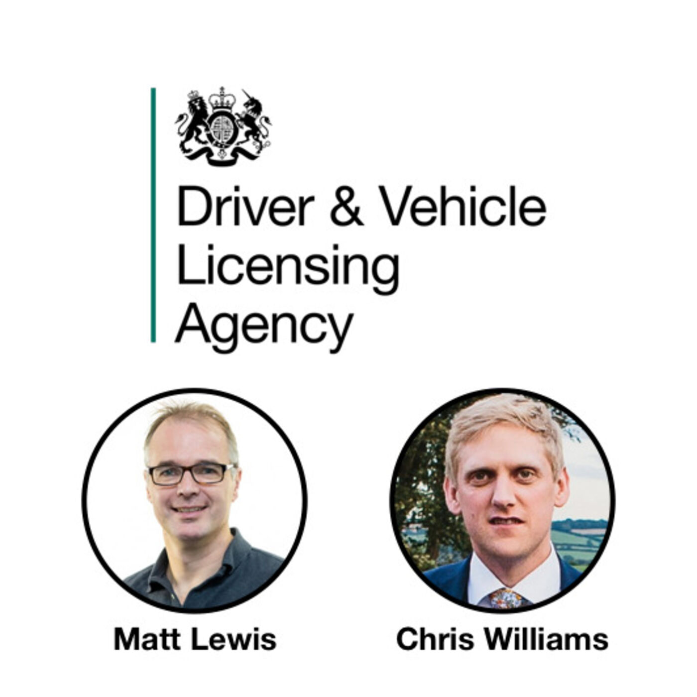 #9: Serverless at DVLA with Matt Lewis and Chris Williams