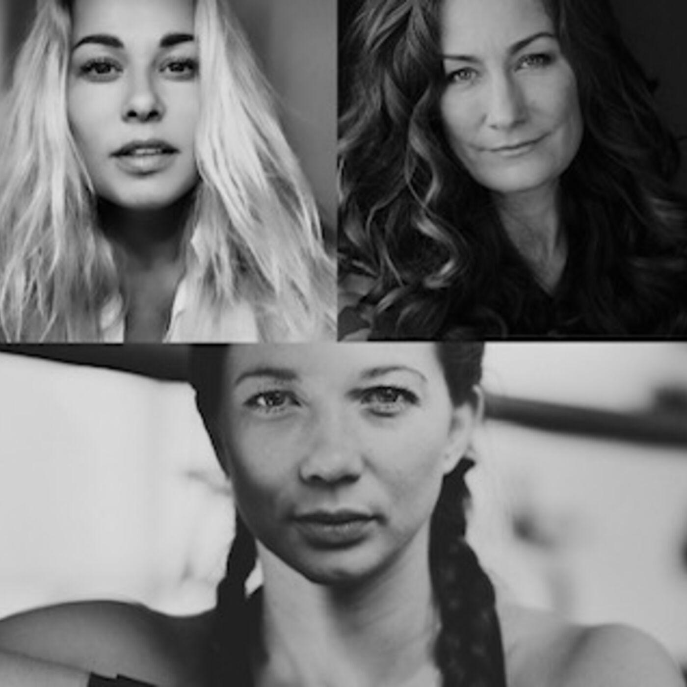 Sårbar Stærkere & Klogere - Med Sarah Mahfoud & Signe Hegestand