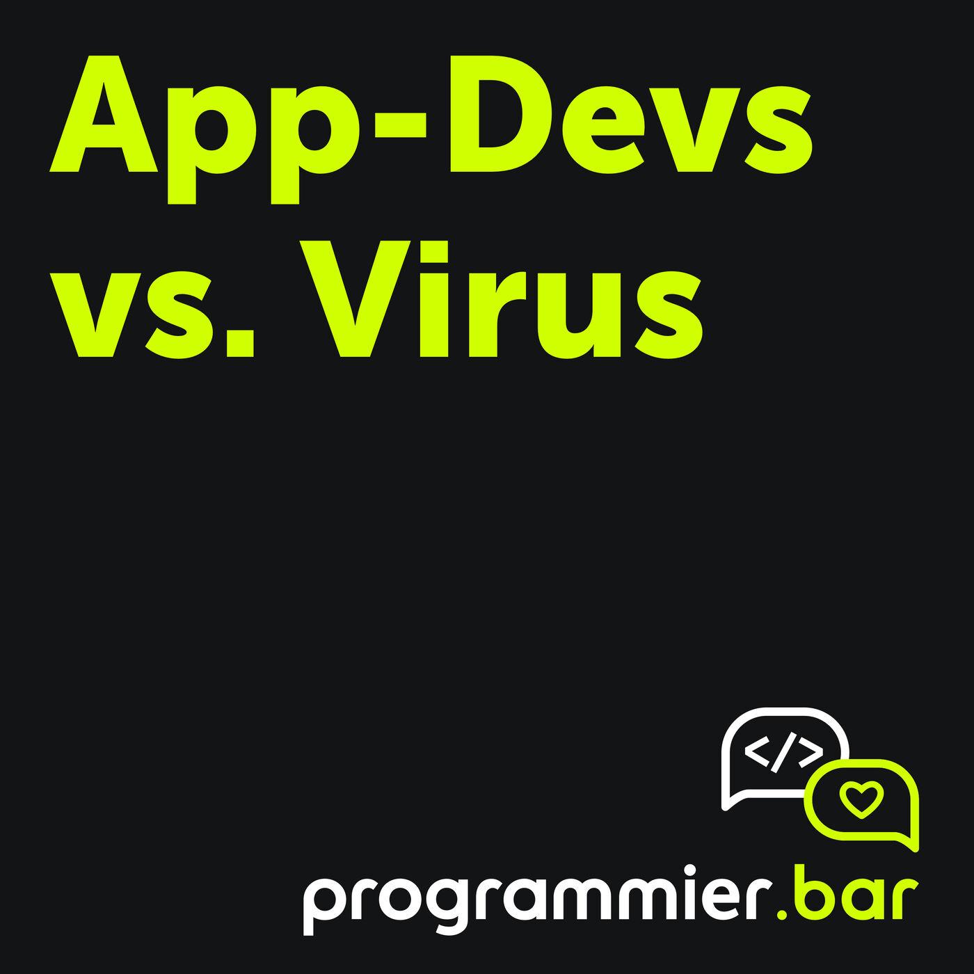 Folge 58 - #WirVsVirus-Hackathon mit Malte und Maurice von GoBonsai